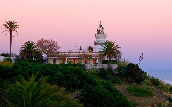 Faro di Calella