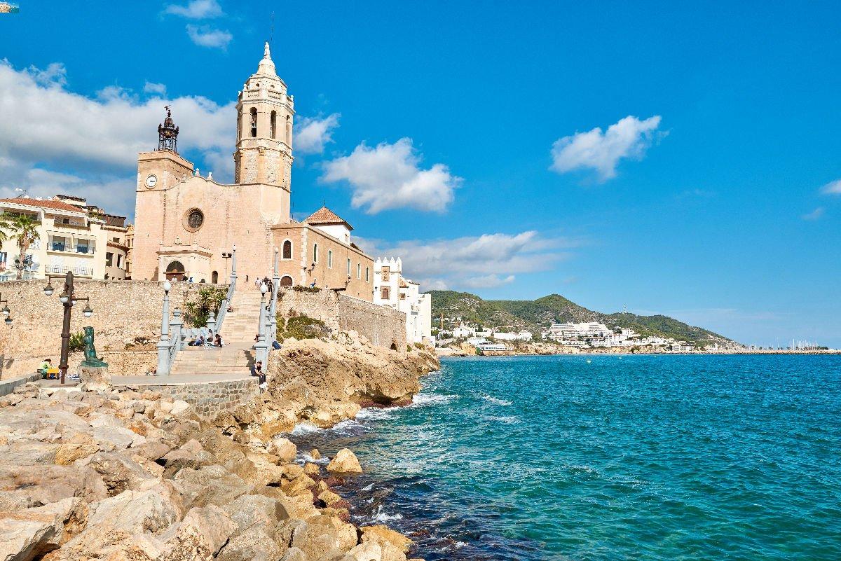 Chiesa di Sant Bartomeu i Santa Tecla, Sitges