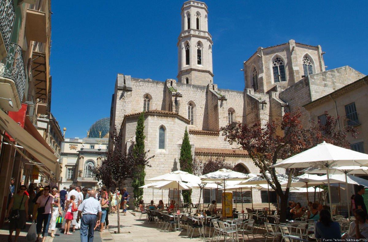 Figueres centro storico