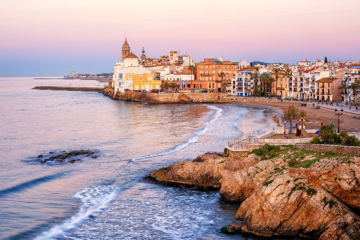 Sitges mare