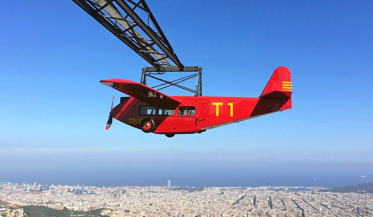 Simulatore di volo Avió