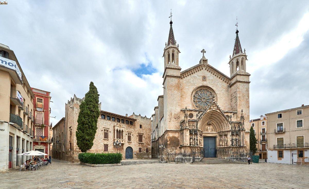 Basilica di Santa Maria, Vilafranca del Penedès