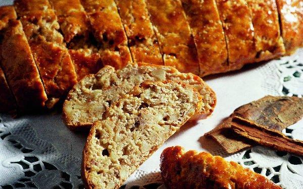 Carquinyolis biscotti mandorle