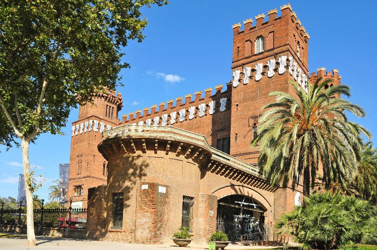 Castello dei Tre Draghi al Parc de la Ciutadella