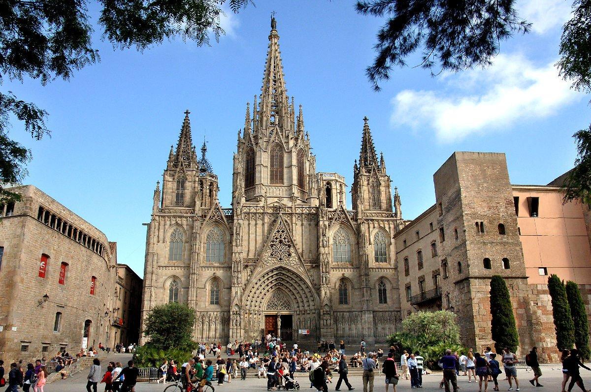 Cattedrale di S. Eulàlia a Barcellona