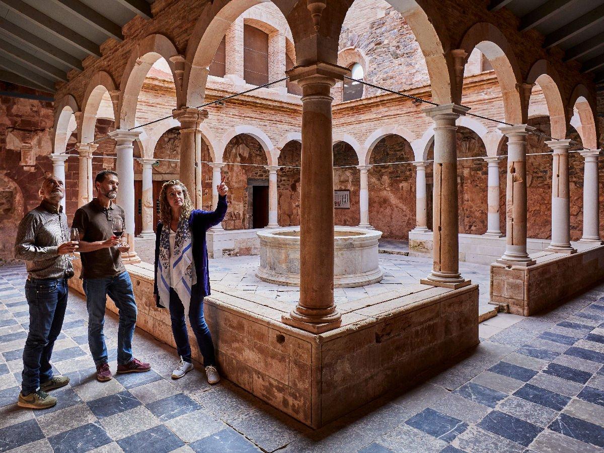 Certosa d'Escaladei desgustazione