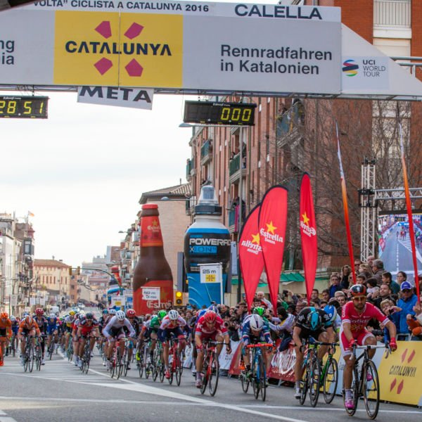 Giro di Catalunya arrivo
