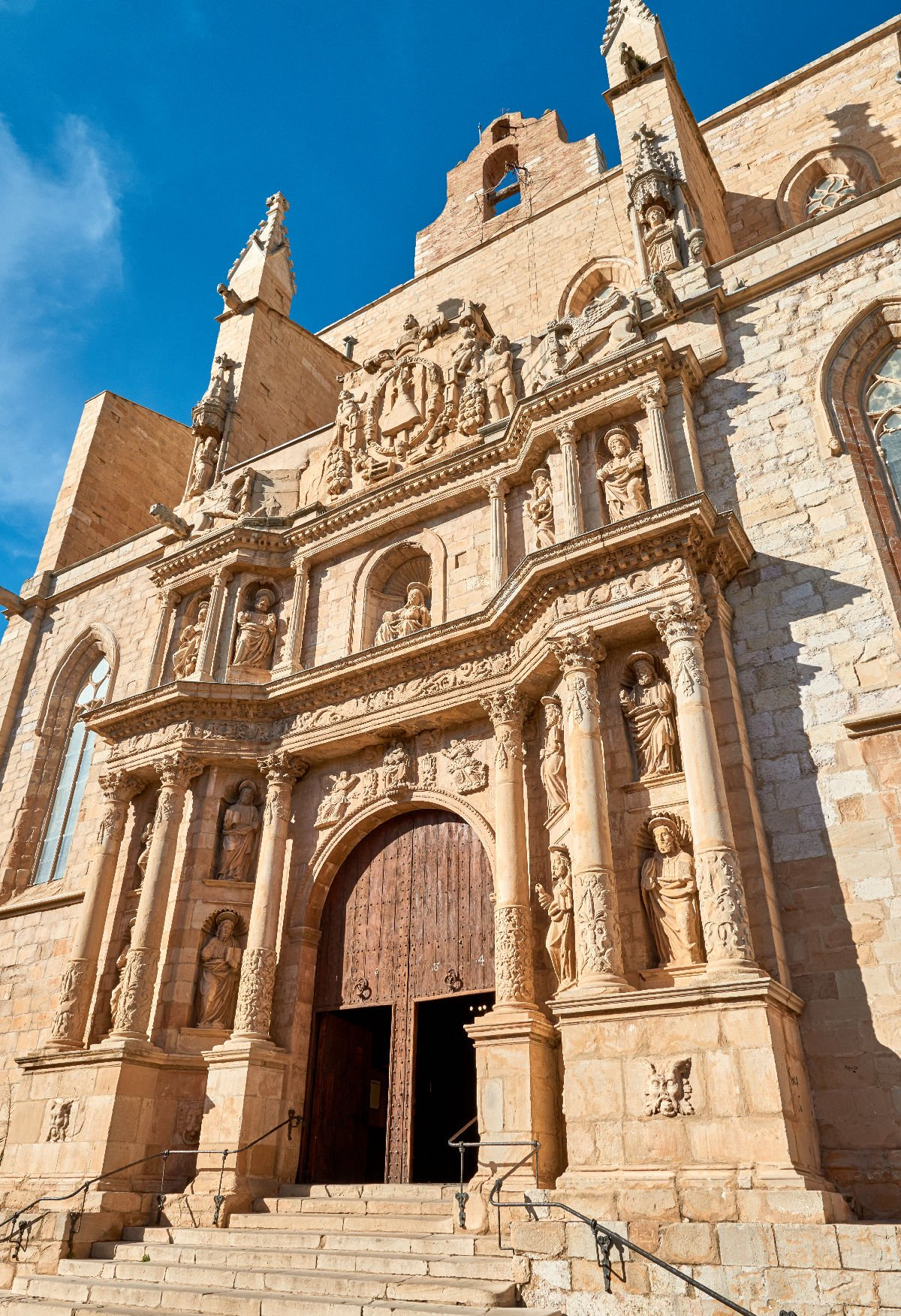 Montblanc Chiesa di Santa Maria la Major
