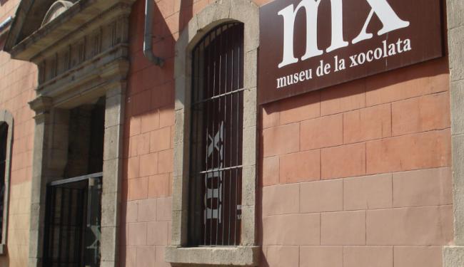 Esterno Museo del Cioccolato