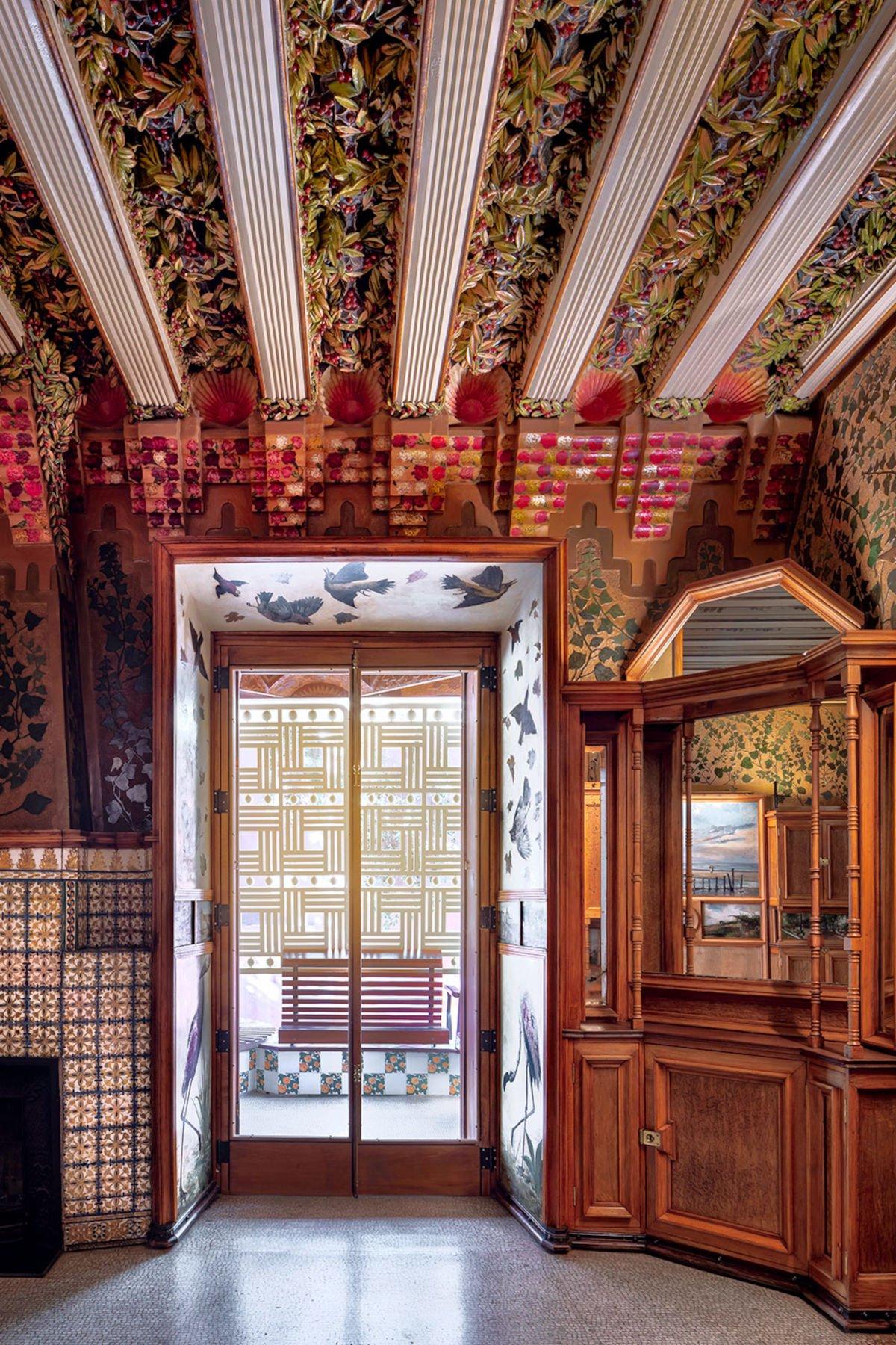 Casa Vicens interno
