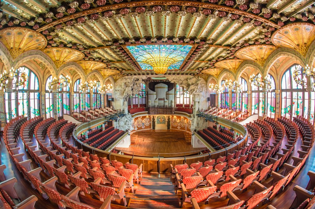 Sala Concerti Palau de la Música Catalana