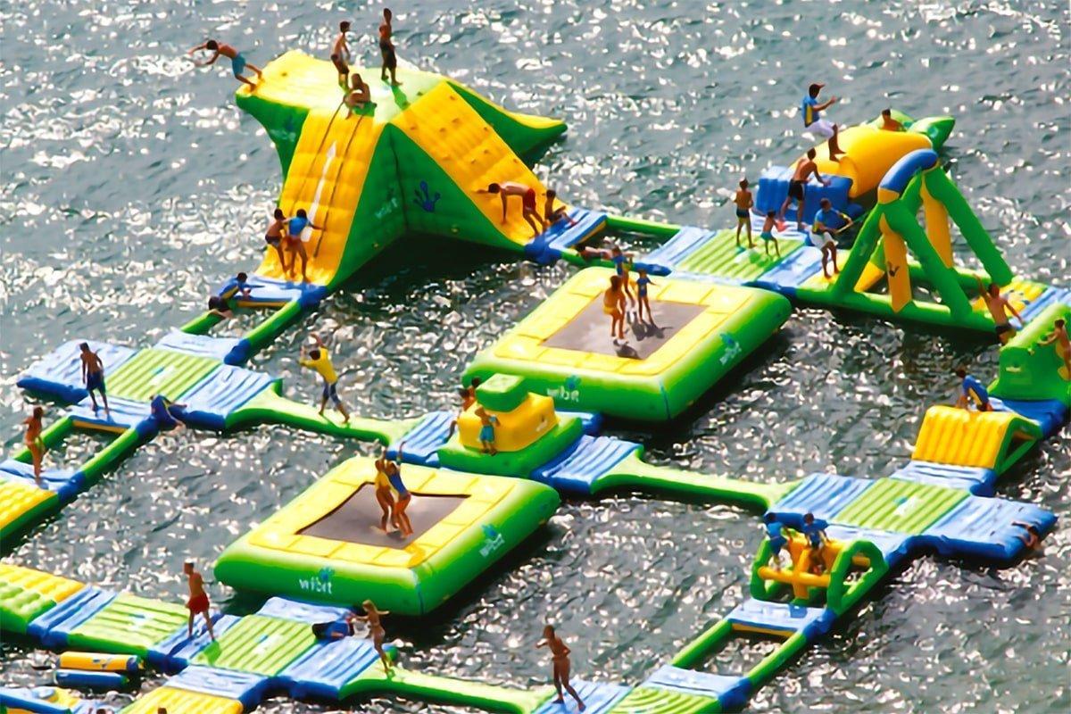 Catalunya con bambini: Mar Aventura Sports Park
