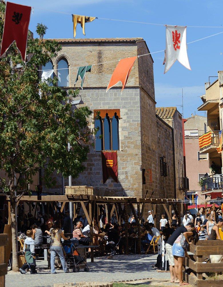 Festival in Catalunya, Mercato Mediavale di Empúries