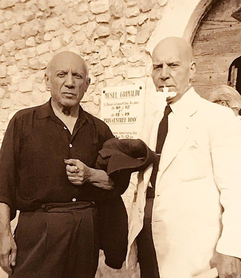 Pablo Picasso a Horta de Sant Juan