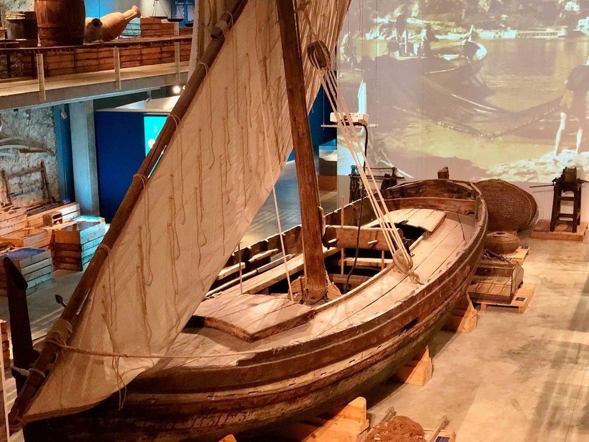 Palamós museo della pesca