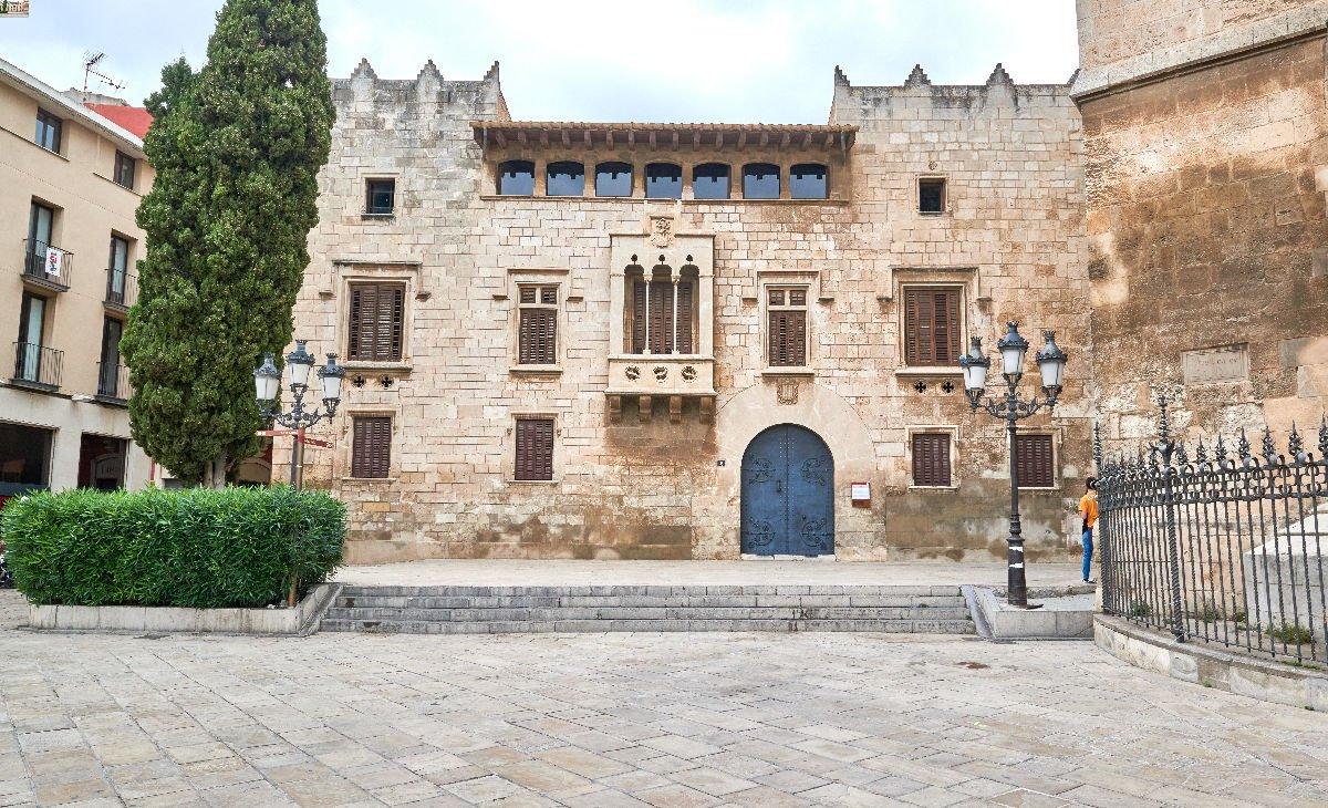 Palau Balta, Vilafranca del Penedès