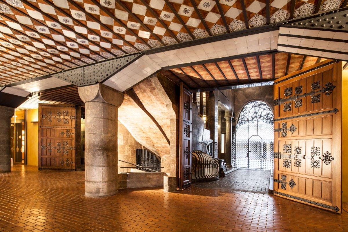 Palau Güell ingresso