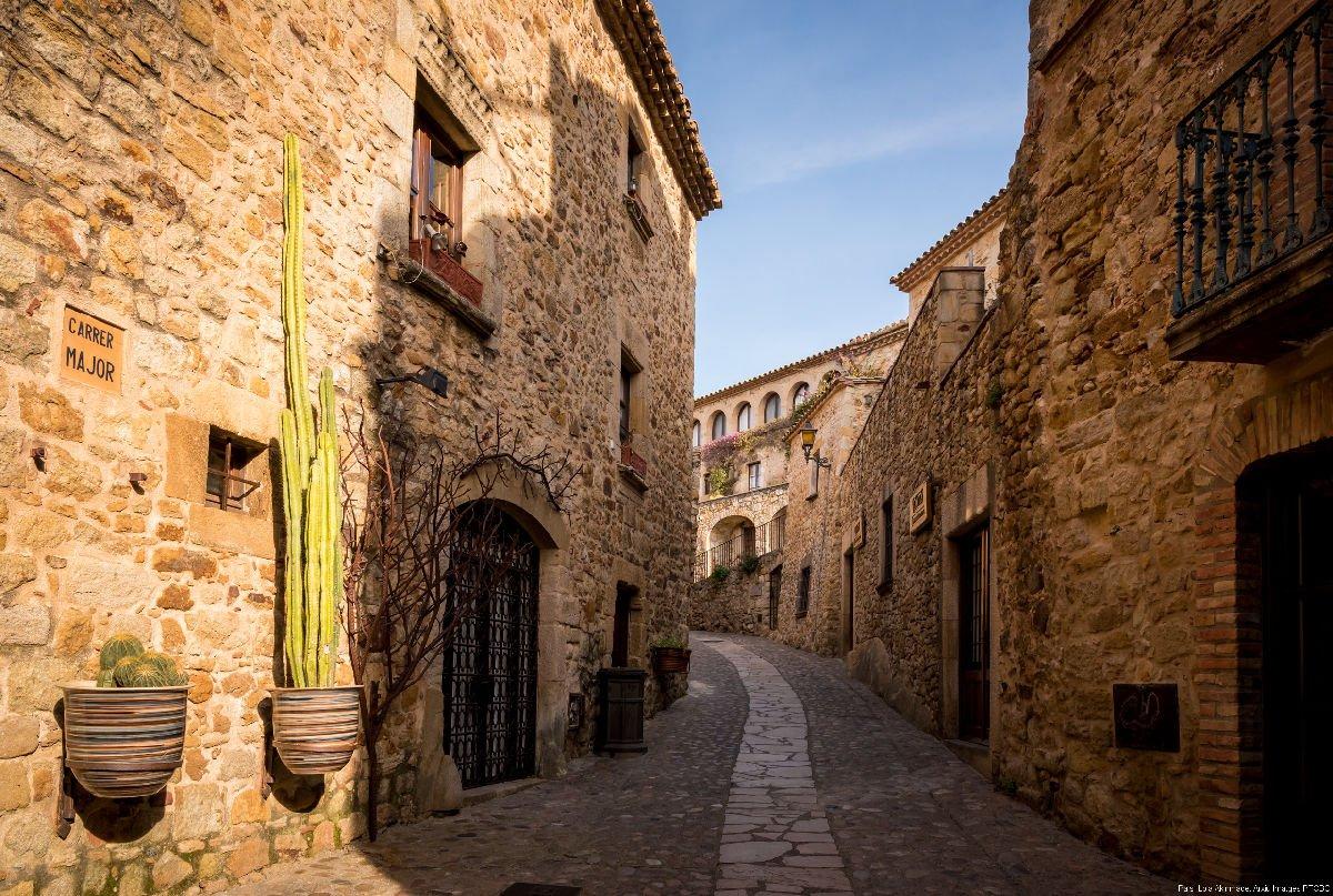 Pals borgo