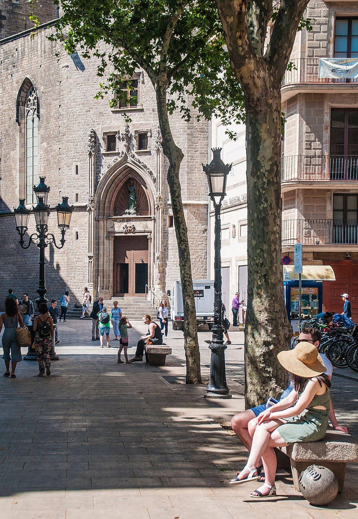 Passeig del Born, Barcellona