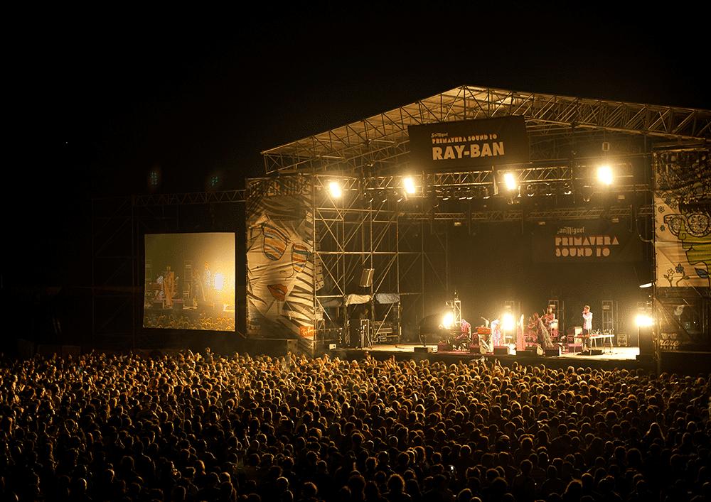 Festival Catalunya, Primavera Sound di Barcellona