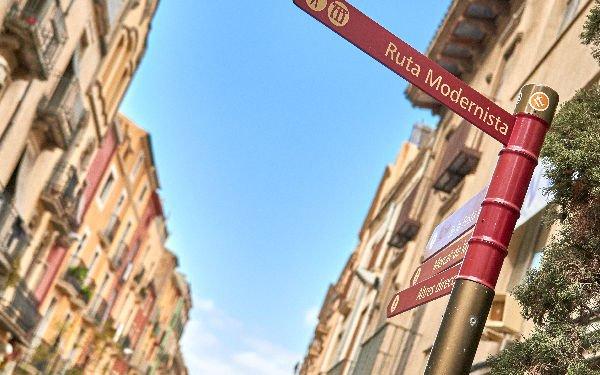 Ruta modernista Vilafranca del Penedès