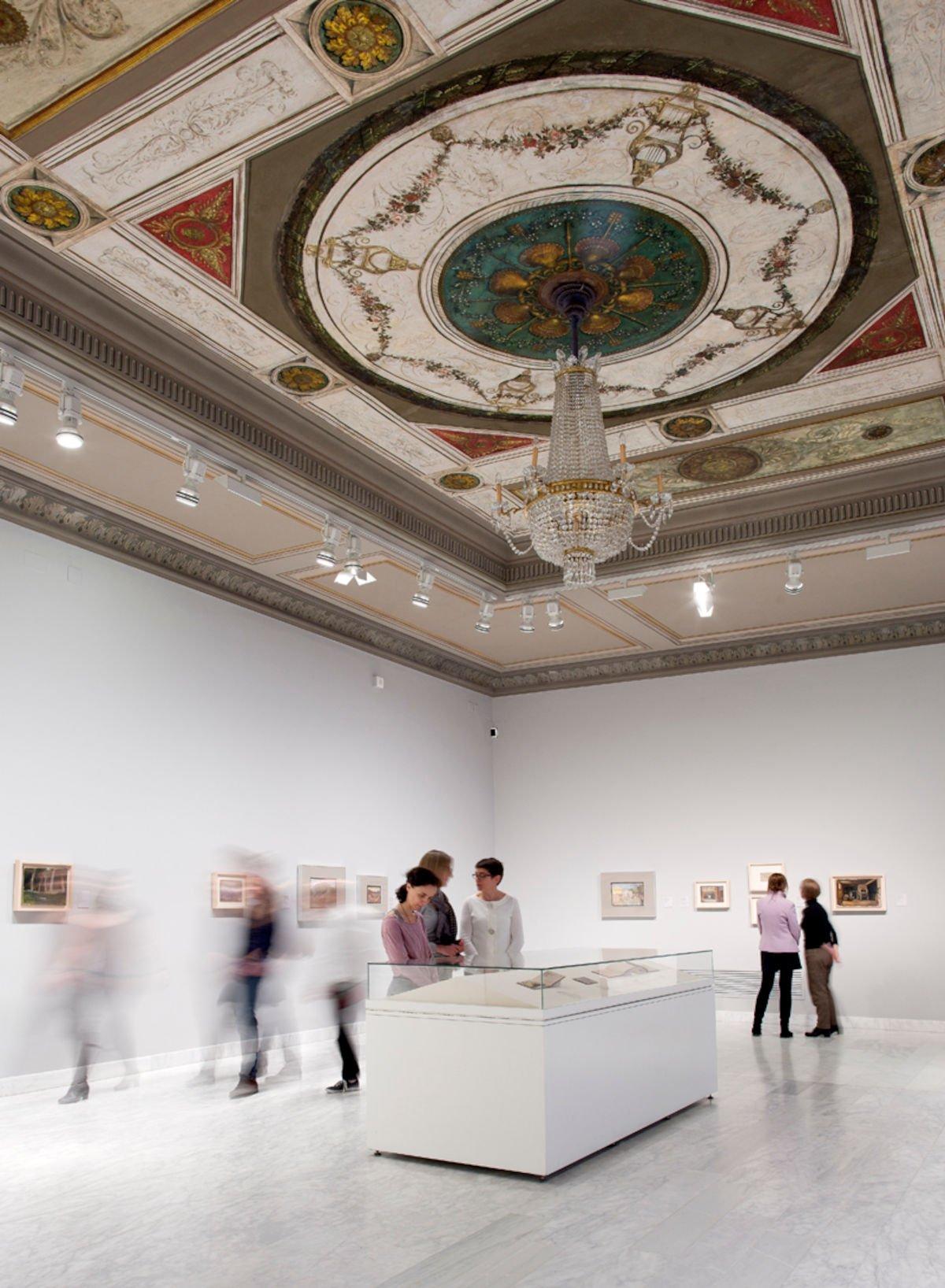 Sala della Scienza e Carità nel Museo Picasso