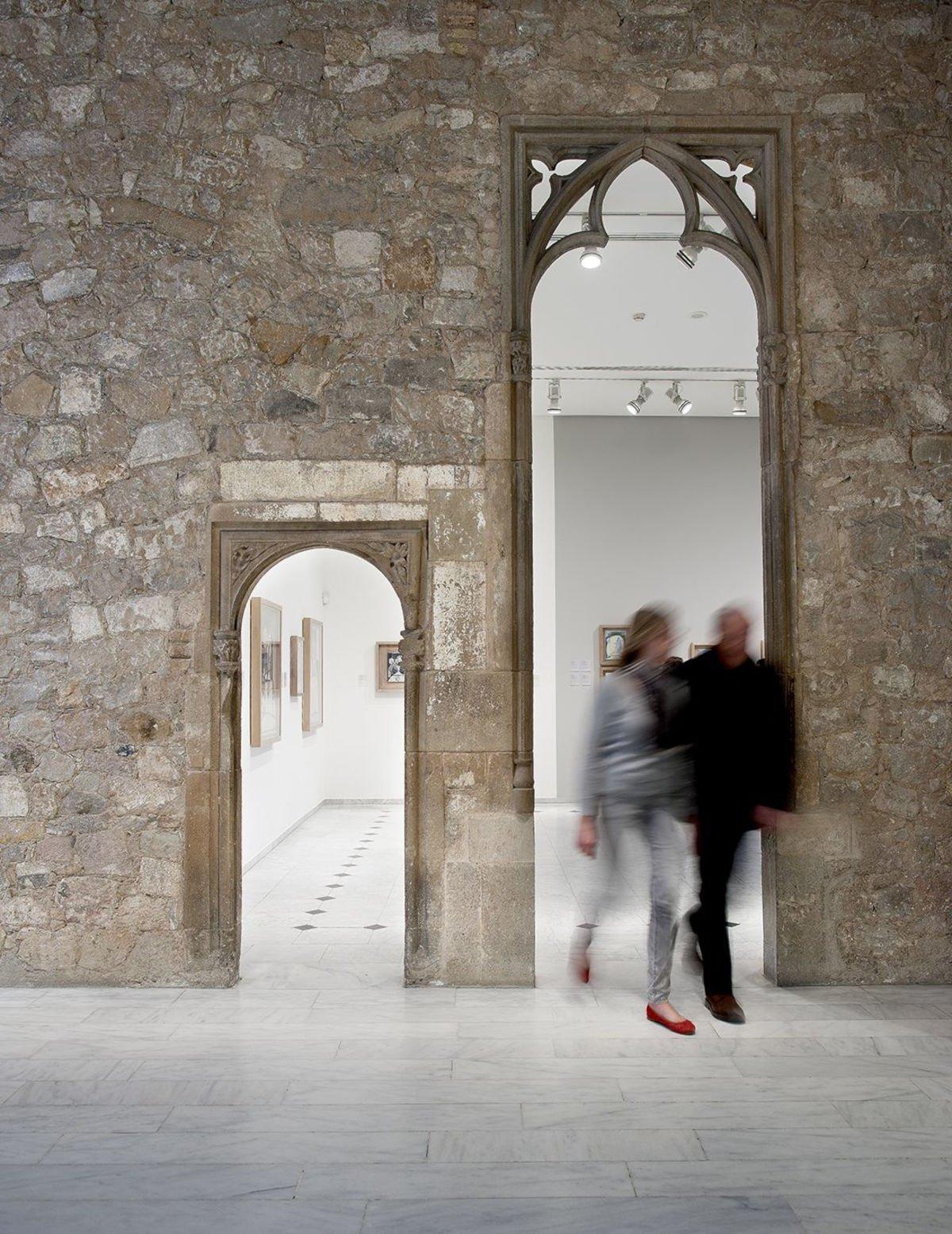 Sala Las Meninas nel Museo Picasso di Barcellona