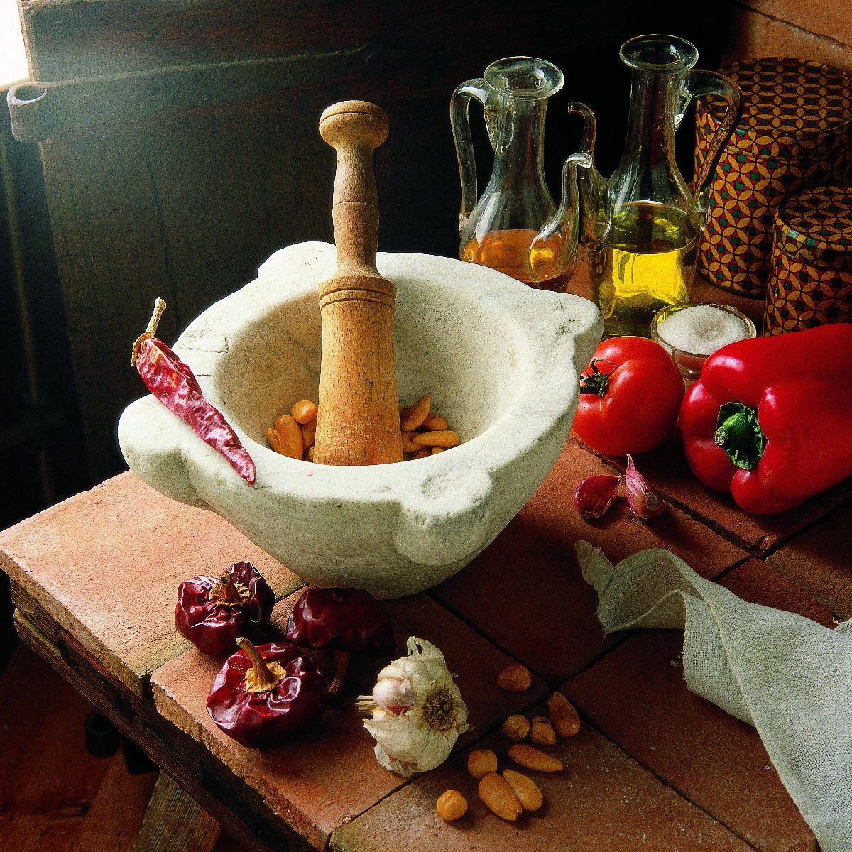 Salsa Romesco ingredienti