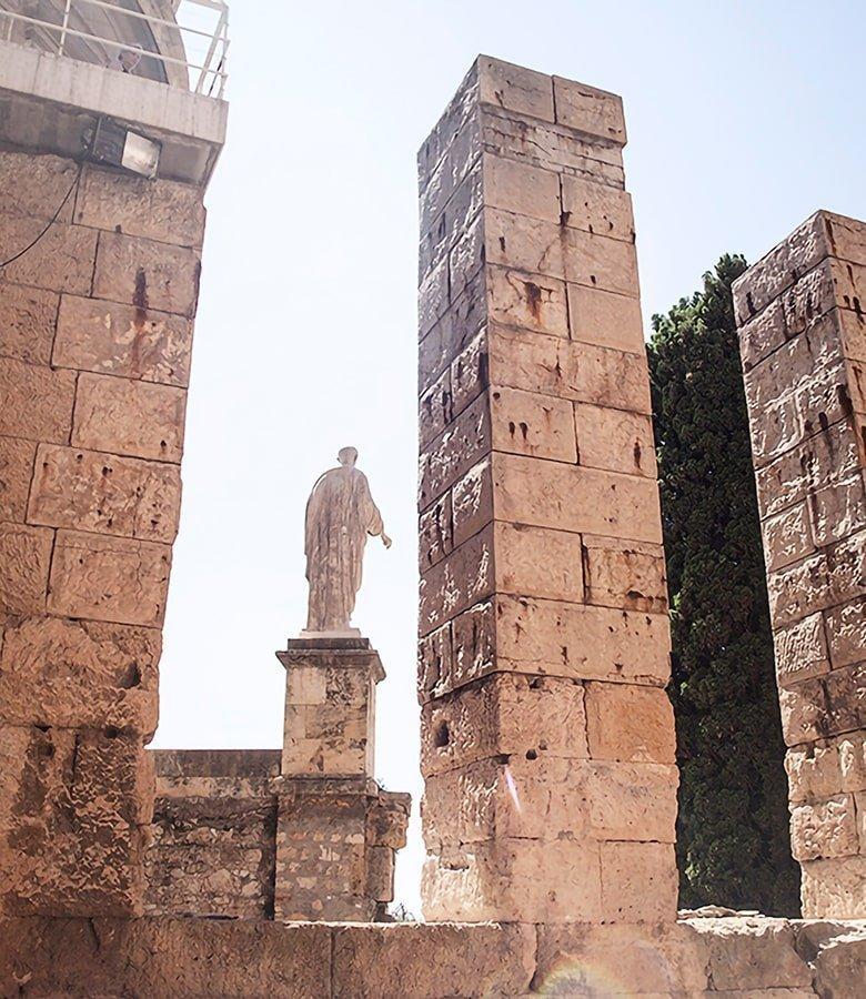 Statua Tarragona