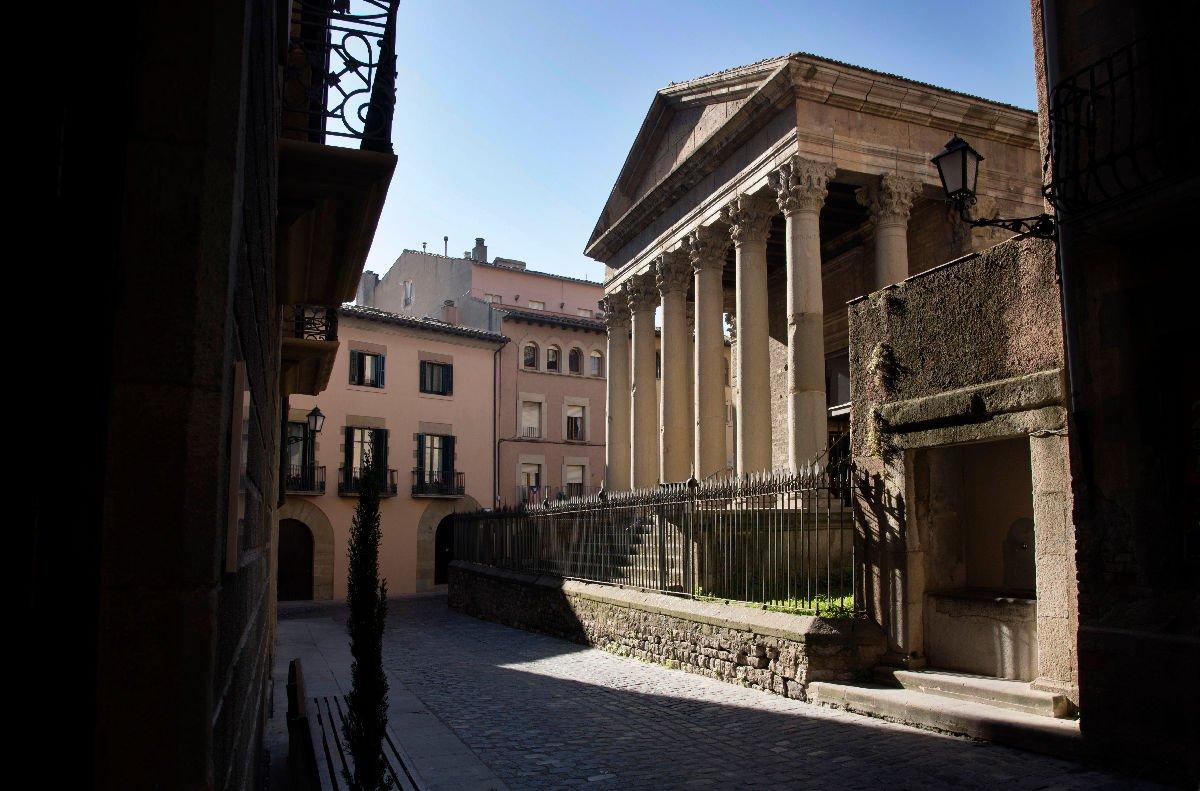 Tempio Romano di Vic