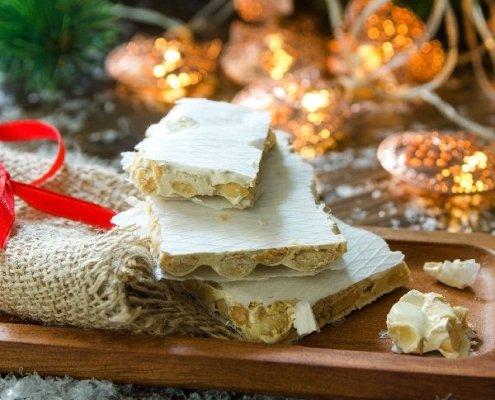 Turrons dolce natalizio catalano