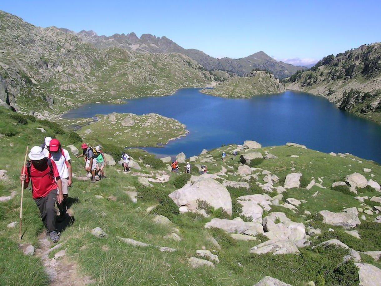 Val d'Aran itinerario