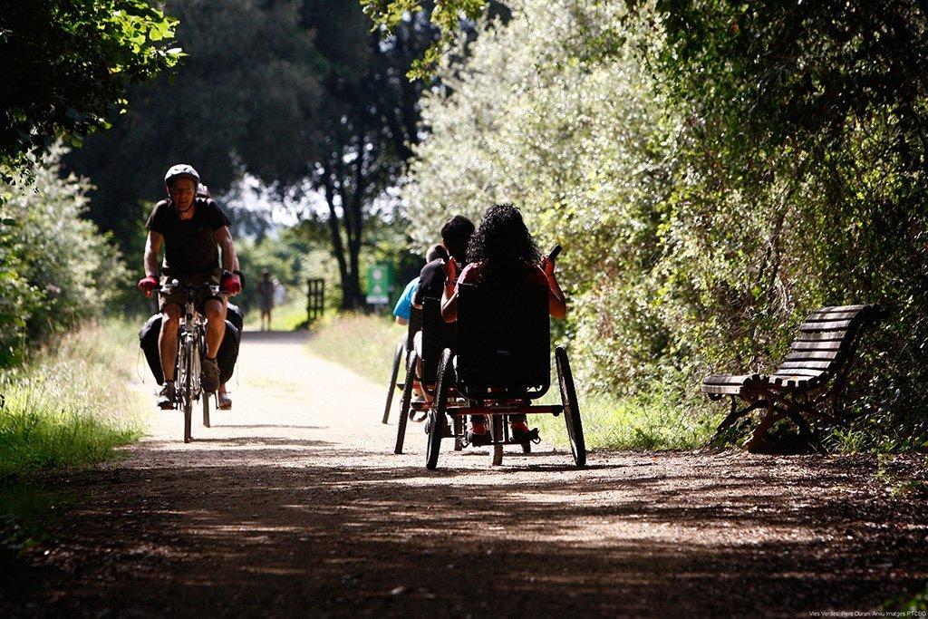 Vie verdi ridotta mobilità