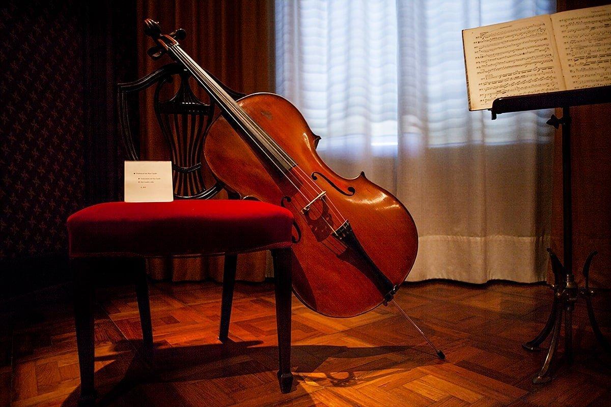 Il violoncello di Pau Casals