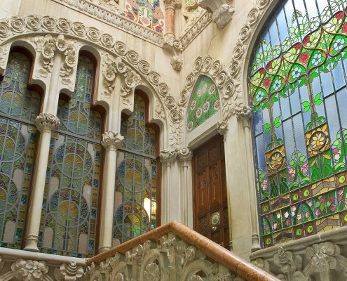 Itinerario modernista: Casa Navas