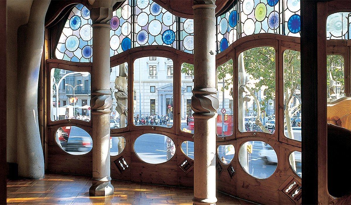 Itinerario modernista: Casa Batlló a Barcellona