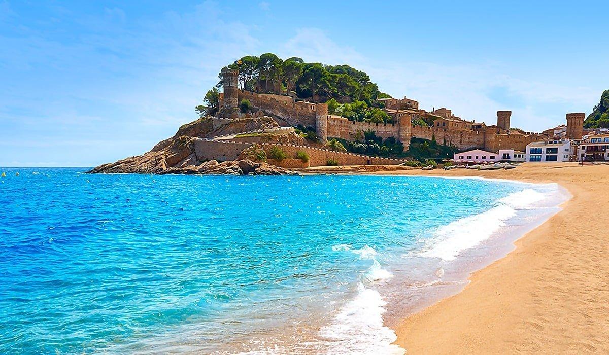 Tossa de Mar, tra le migliori spiagge della Catalunya