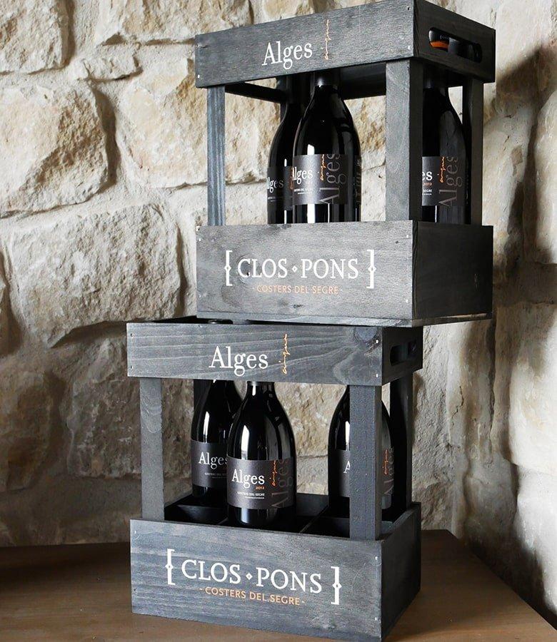 Clos Pons, vino