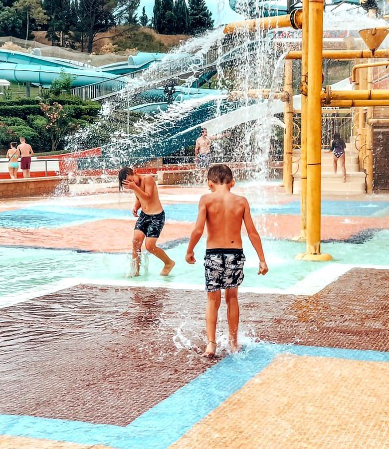 Catalunya con bambini: parco acquatico