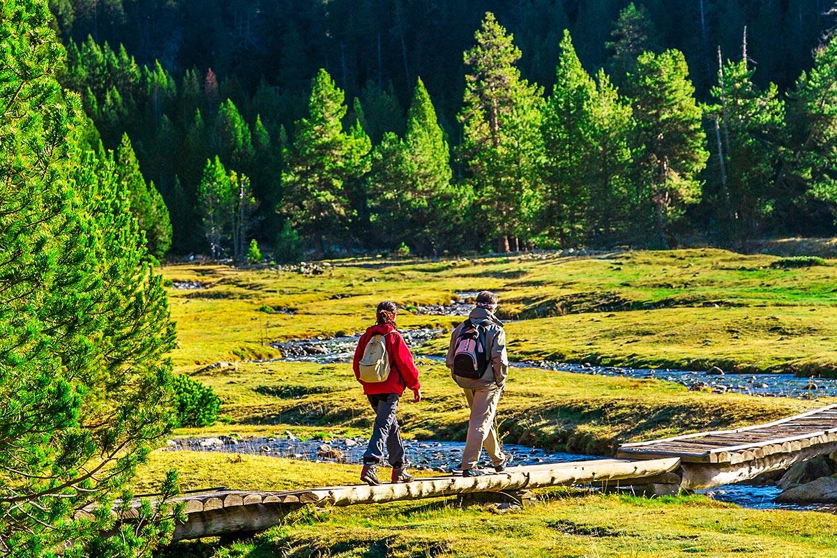 Ecoturismo in Catalunya: trekking nei Pirenei