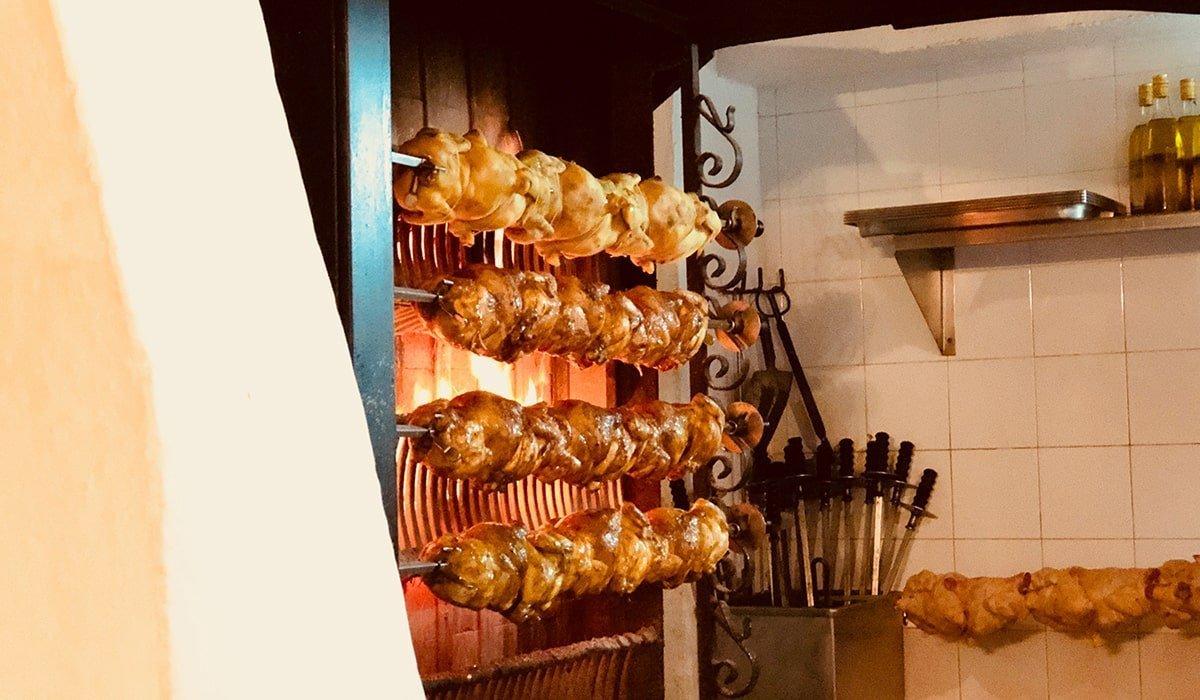 Pollo di Pedro a Lloret de Mar