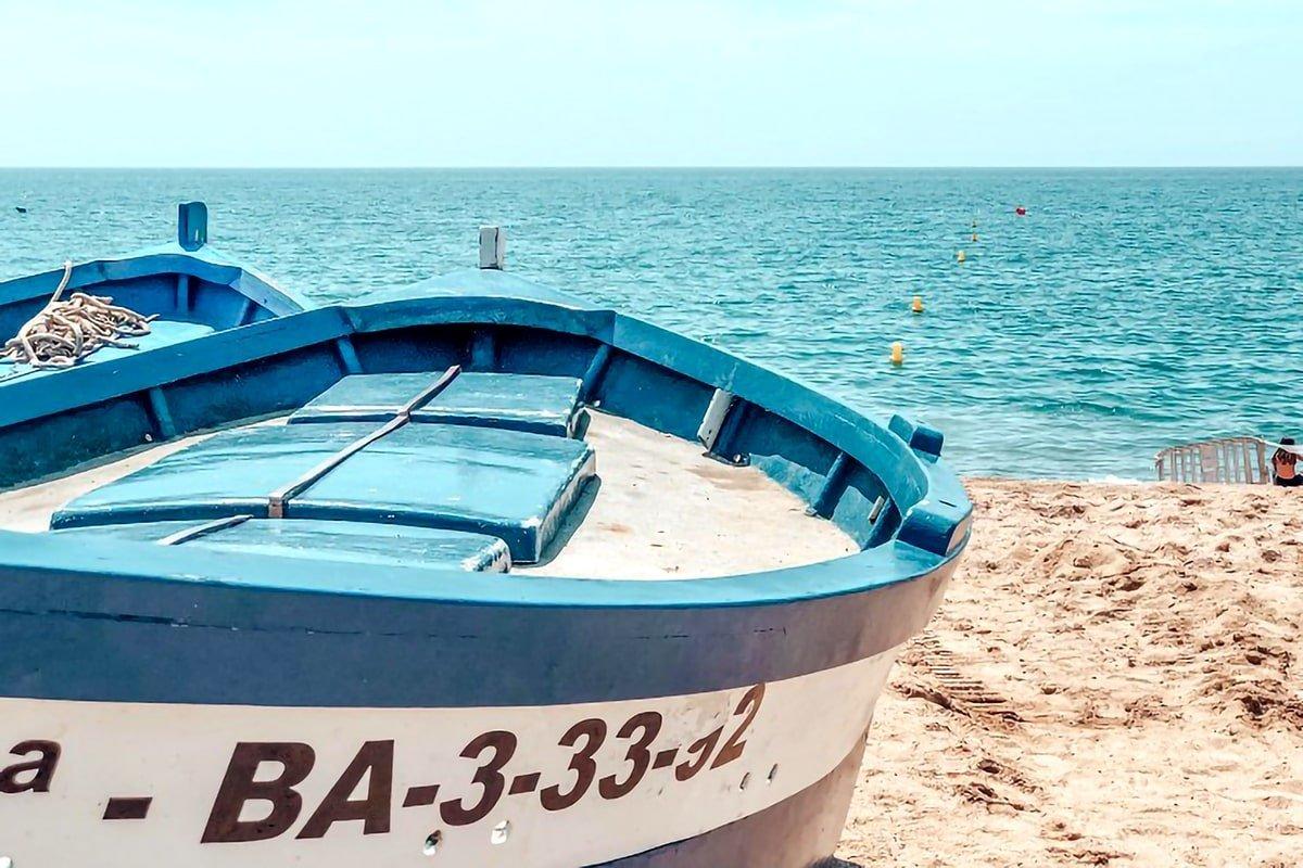 Santa Susanna, barche