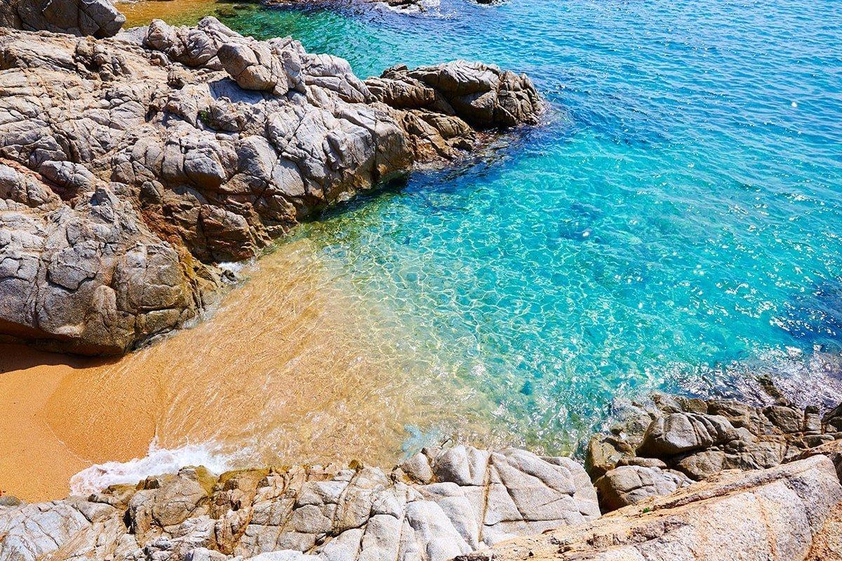 Spiagge Lloret de Mar, Sa Boadella