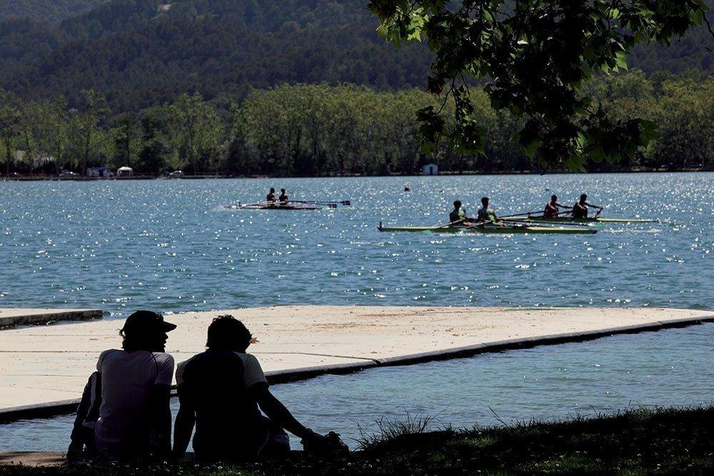 Sport acquatici in montagna, kayak in Catalunya