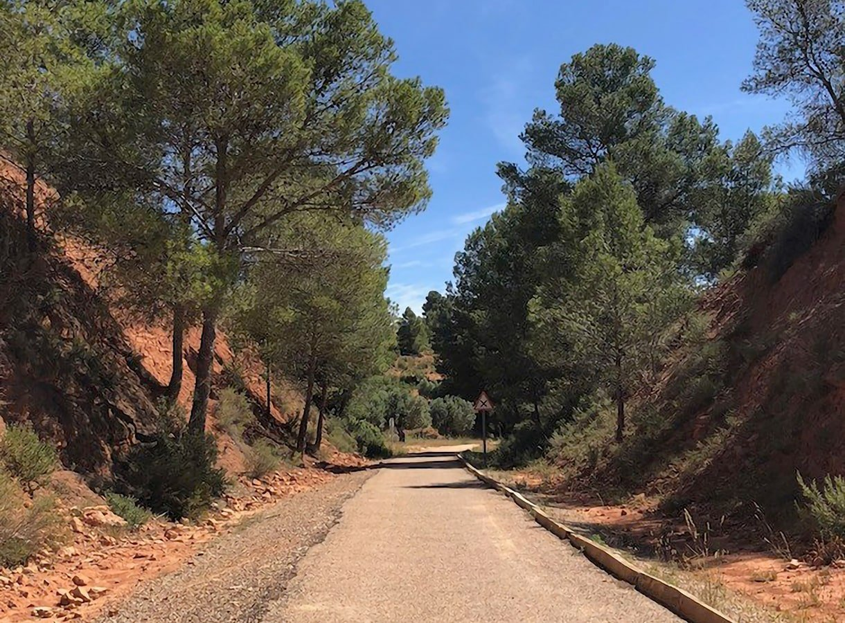 Via verde in Catalunya