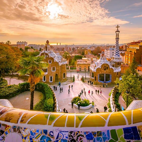 Park Güell Barcellona