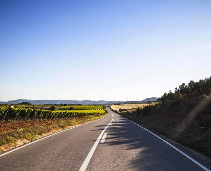 Catalunya on the road