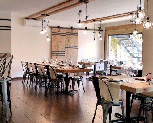 ristorante Quatre Molins
